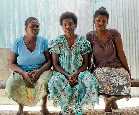 Women at the Frontline of Climate Change in Vanuatu