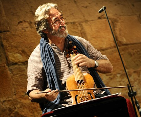 ARTIST TALK: Jordi Savall with Hespèrion XXI