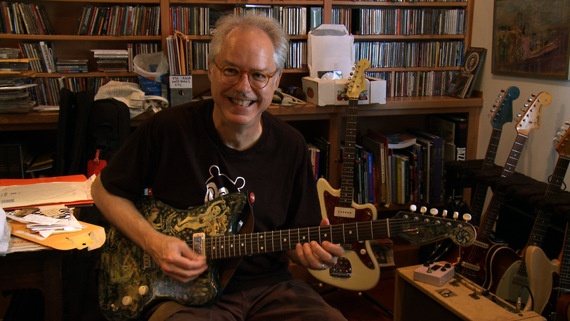 Bill Frisell - A Portrait film