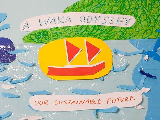 Waka Odyssey Sustainable Future