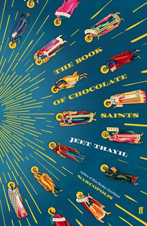 Book of Chocolate Saints