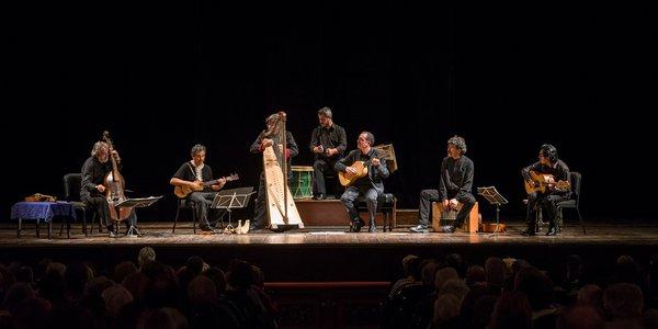 Jordi Savall with Hespèrion XXI & Tembembe Ensamble Continuo