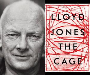 Lloyd Jones and hs new novel The Cage
