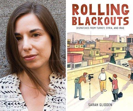 Sarah Glidden: Comics Correspondent