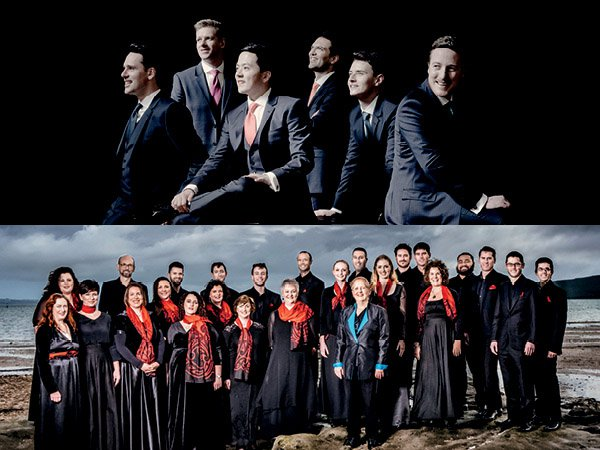 King Singers and Chamber Music NZ