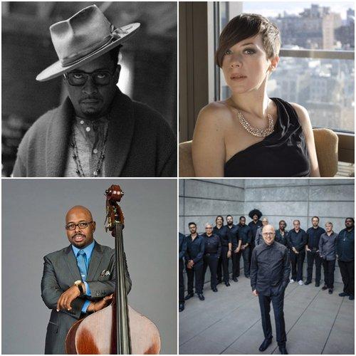 Jazz Fest 2018 International guests