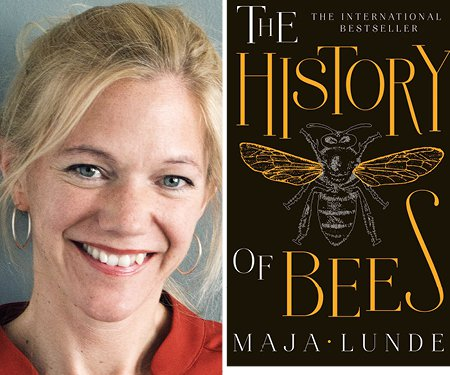 Maja Lunde: A Different Kind of Buzz