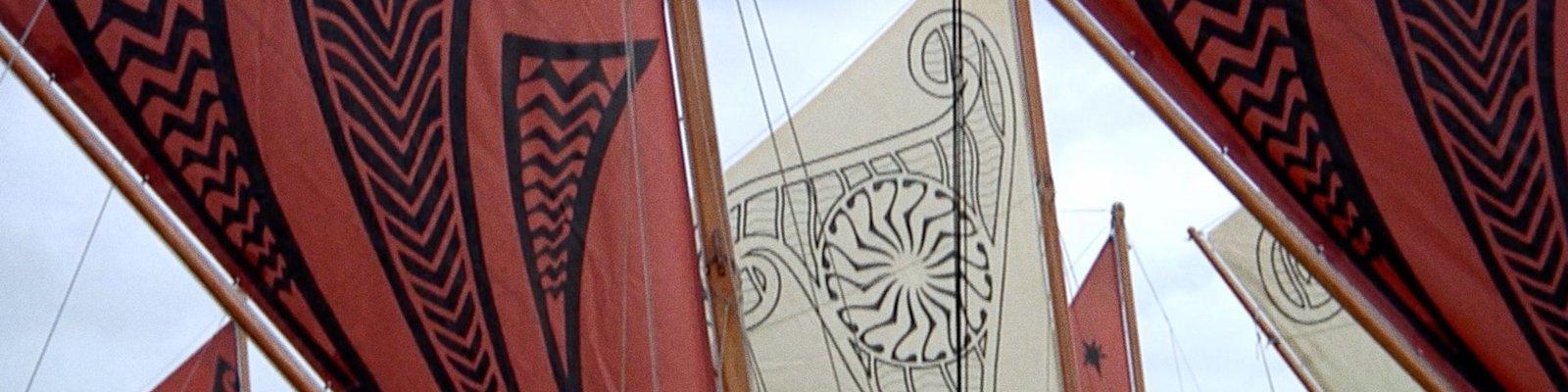 Waka sailing image