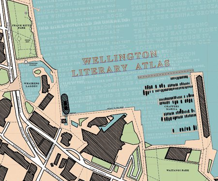 VUW Launch: Literary Atlas